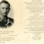Pierluigi Pasini cugino di mamma partigiano ucciso